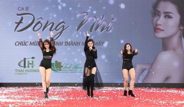 Sao V-Pop hội tụ trong sự kiện của mỹ phẩm thiên nhiên Linh Hương - Ảnh 2.