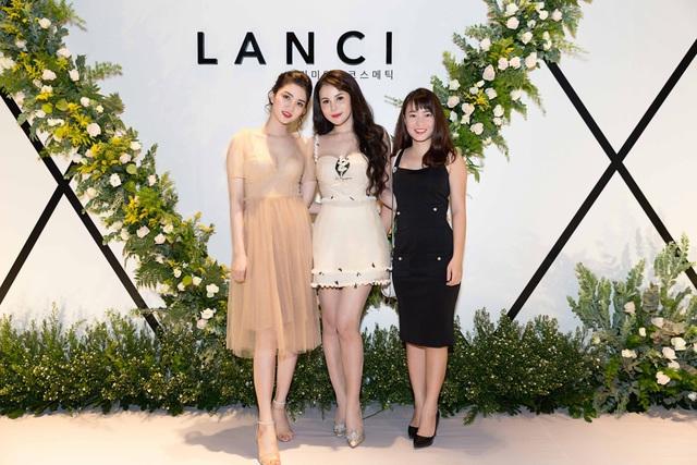 Ra mắt thương hiệu mỹ phẩm cao cấp Hàn Quốc Lanci tại Việt Nam - Ảnh 3.