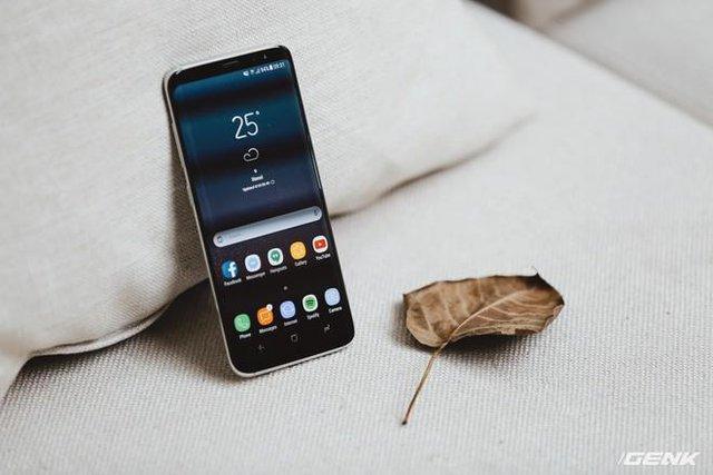 Không nghi ngờ gì nữa, Galaxy S8 đã mở ra trào lưu thiết kế mới trên smartphone năm nay - Ảnh 1.