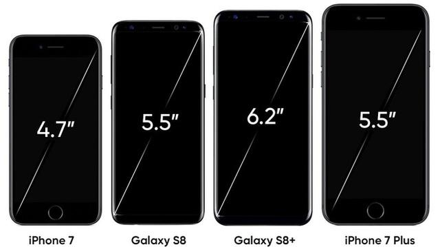 Không nghi ngờ gì nữa, Galaxy S8 đã mở ra trào lưu thiết kế mới trên smartphone năm nay - Ảnh 2.