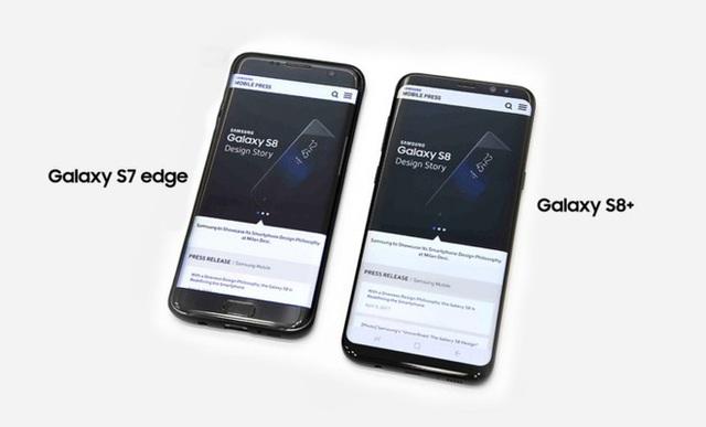 Không nghi ngờ gì nữa, Galaxy S8 đã mở ra trào lưu thiết kế mới trên smartphone năm nay - Ảnh 3.