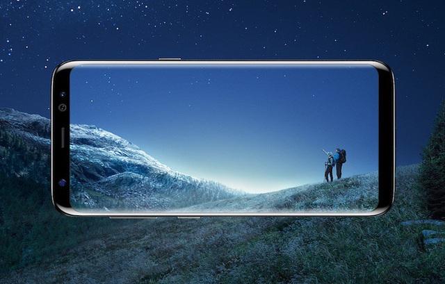 Không nghi ngờ gì nữa, Galaxy S8 đã mở ra trào lưu thiết kế mới trên smartphone năm nay - Ảnh 7.
