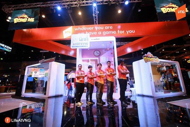 Game Việt Nam chính thức đổ bộ vào thị trường Thái Lan - Ảnh 1.