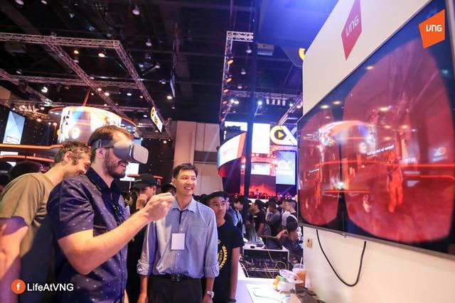 Game Việt Nam chính thức đổ bộ vào thị trường Thái Lan - Ảnh 3.