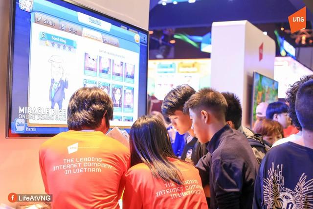 Game Việt Nam chính thức đổ bộ vào thị trường Thái Lan - Ảnh 4.