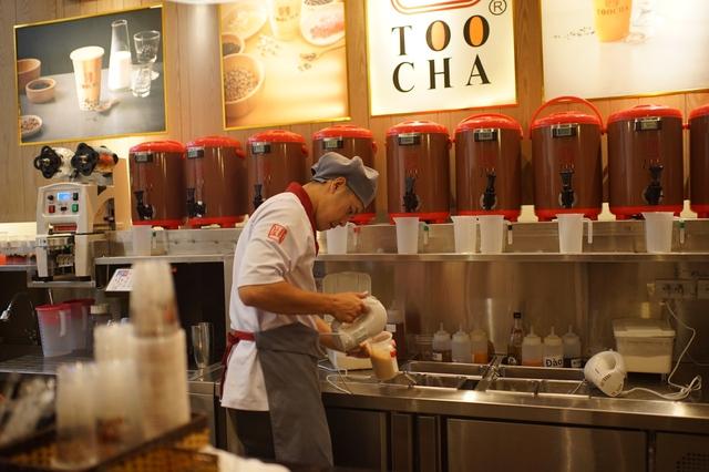 Khám phá thực đơn độc đáo của trà sữa Too Cha - Ảnh 1.