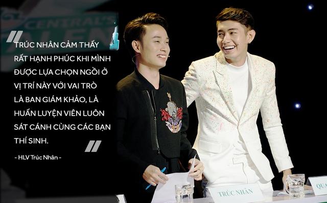 Đinh Hương và Trúc Nhân bất ngờ trước tài năng của học trò trong vòng Đối Đầu - Ảnh 3.