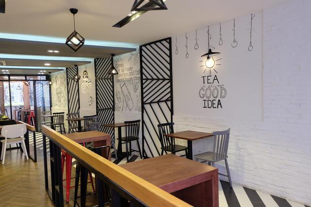Gong Cha khai trương cửa hàng thứ 28 tại trung tâm Quận 1 - Ảnh 2.