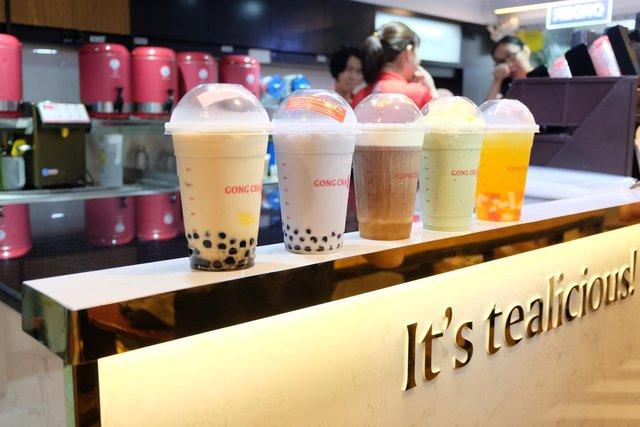 Gong Cha khai trương cửa hàng thứ 28 tại trung tâm Quận 1 - Ảnh 4.