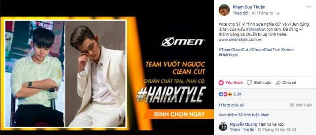 """Kiểu tóc phong cách của Ngô Kiến Huy, ST và Erik đang thu hút hàng ngàn bạn trẻ """"bắt chước"""" - Ảnh 8."""