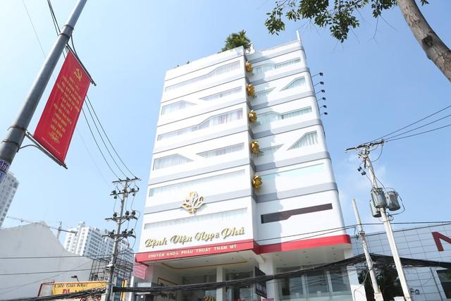 Diễn viên Hùng Thuận nâng mũi cấu trúc tại bệnh viện Ngọc Phú - Ảnh 8.