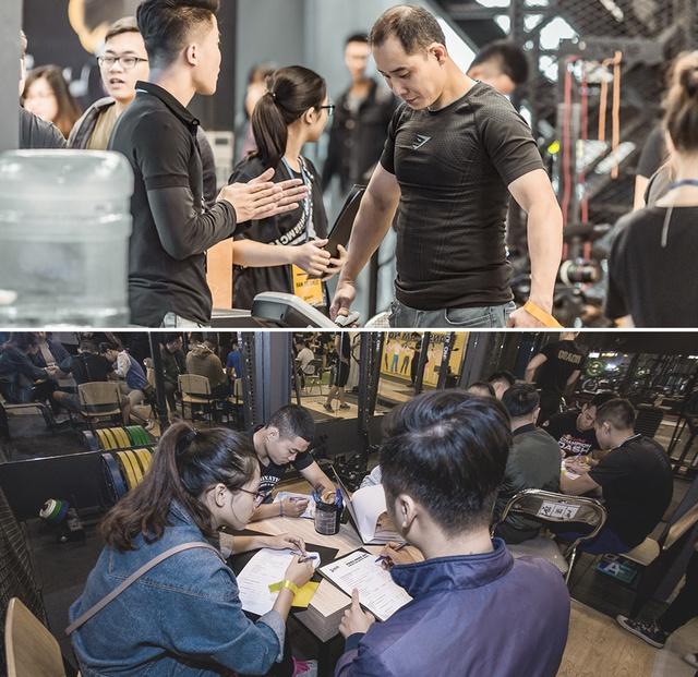 Tùng Sơn, Trang Lou, Ba Duy thử sức với chương trình tập gym chuẩn quốc tế - Ảnh 4.