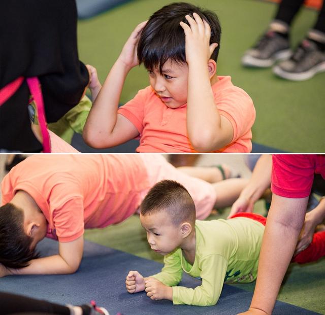 Tùng Sơn, Trang Lou, Ba Duy thử sức với chương trình tập gym chuẩn quốc tế - Ảnh 16.