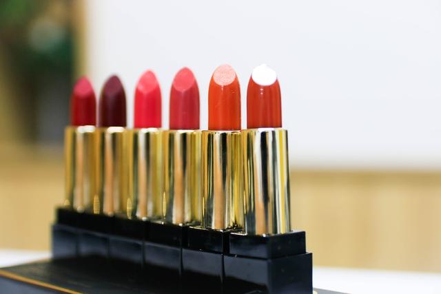 Mãn nhãn với bộ sưu tập son Matte Lipstick - Ảnh 3.