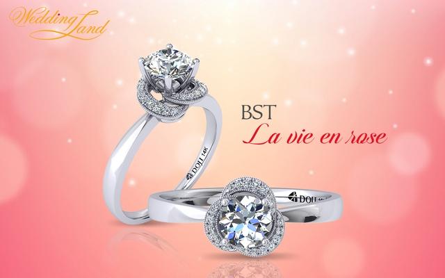 Chọn nhẫn đính hôn kim cương DOJI cho màn cầu hôn hoàn hảo - Ảnh 1.