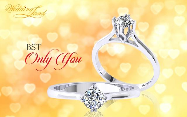 Chọn nhẫn đính hôn kim cương DOJI cho màn cầu hôn hoàn hảo - Ảnh 3.