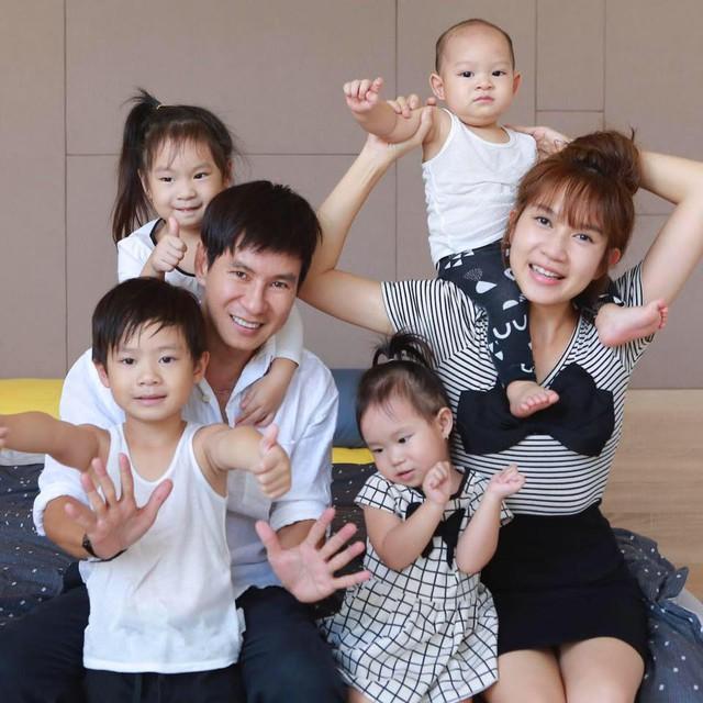 Clip lấy nước mắt của 2 ông bố nổi tiếng showbiz Việt: Công Vinh, Lý Hải - Ảnh 2.