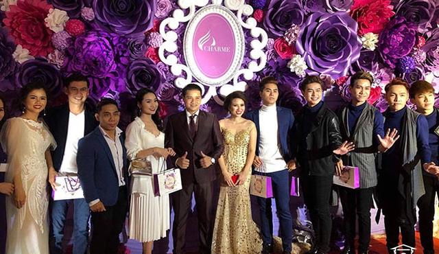 Dàn sao Việt hội tụ trong sự kiện tri ân khách hàng của nhãn hiệu nước hoa Charme - Ảnh 5.