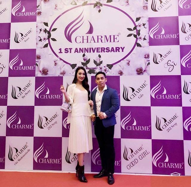 Dàn sao Việt hội tụ trong sự kiện tri ân khách hàng của nhãn hiệu nước hoa Charme - Ảnh 7.