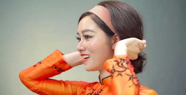 """Xem Beauty blogger Tracy Trinh hoá thân kiêu kỳ kiểu """"Cô Ba Sài Gòn"""" - Ảnh 5."""