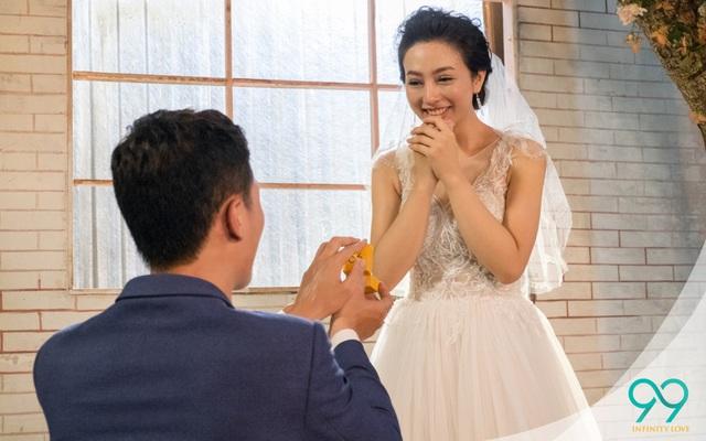Cô gái nào cũng mơ ước, có được lời cầu hôn từ người mình yêu nhất - Ảnh 1.