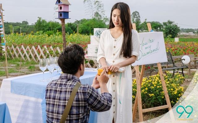 Cô gái nào cũng mơ ước, có được lời cầu hôn từ người mình yêu nhất - Ảnh 2.