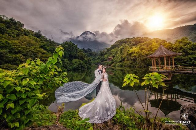 Xu hướng chụp ảnh cưới nổi bật năm 2017 - 2018 - Ảnh 5.