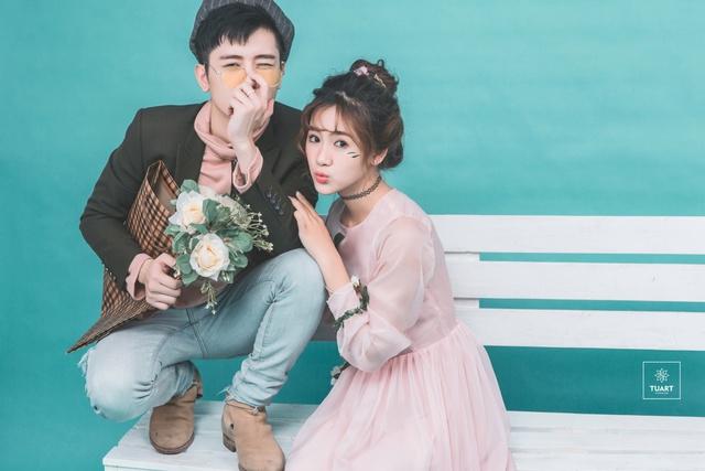 Xu hướng chụp ảnh cưới nổi bật năm 2017 - 2018 - Ảnh 7.