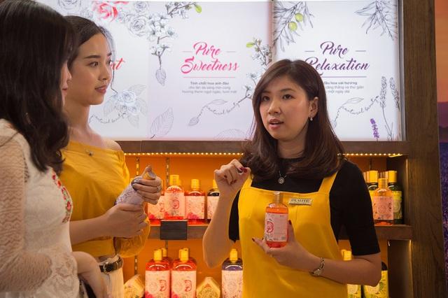 Xu hướng mỹ phẩm thiên nhiên Pháp lên ngôi tại Việt Nam - ảnh 2