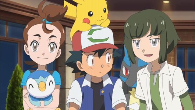 Pokemon the movie 20: Tớ chọn cậu – Cuộc hành trình chưa bao giờ kết thúc - Ảnh 1.