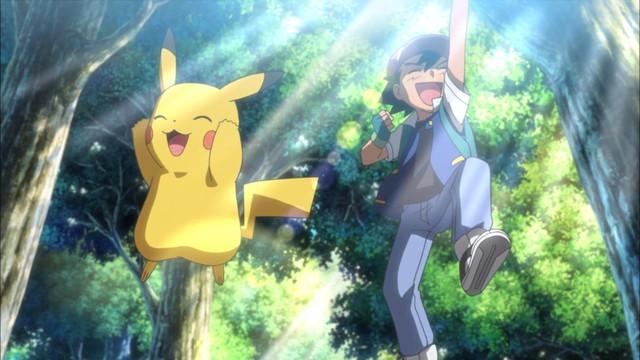 Pokemon the movie 20: Tớ chọn cậu – Cuộc hành trình chưa bao giờ kết thúc - Ảnh 2.