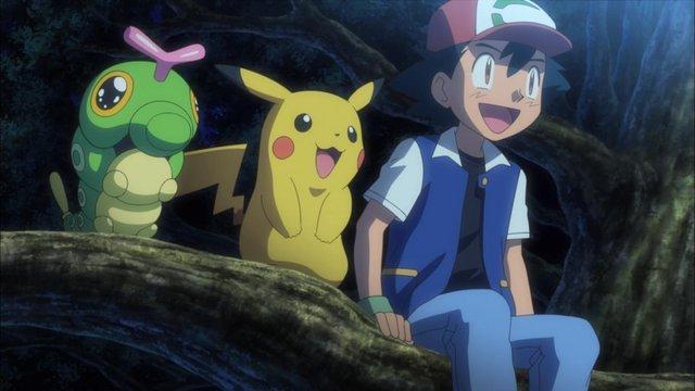 Pokemon the movie 20: Tớ chọn cậu – Cuộc hành trình chưa bao giờ kết thúc - Ảnh 5.