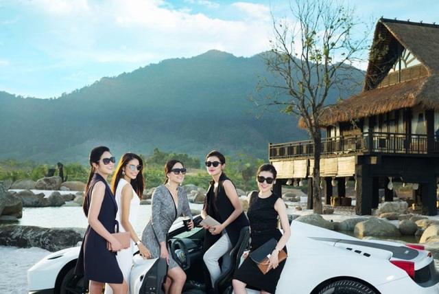 Kenzo, Hugo Boss - 2 thương hiệu thời trang đang được sao Việt tin chọn - ảnh 5