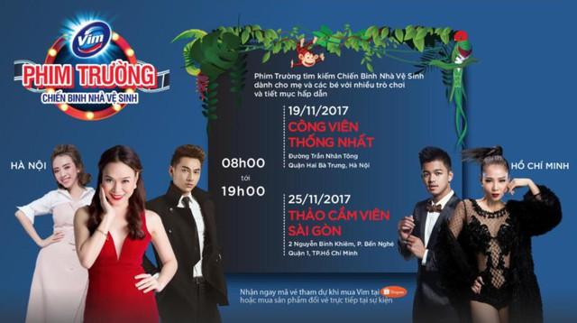 Mỹ Tâm, Isaac cùng danh hài Thu Trang hợp sức chiêu đãi fan Hà Nội - Ảnh 5.