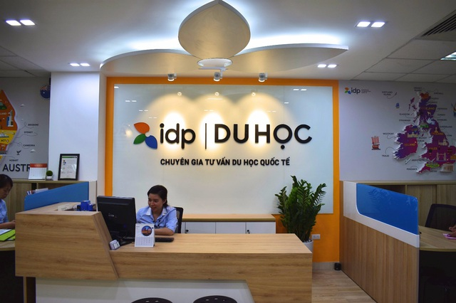 IDP ưu đãi dịp khai trương văn phòng mới - Ảnh 1.