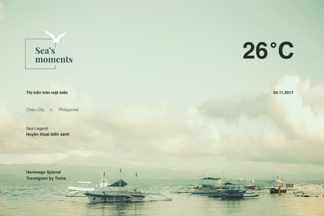 Đến Cebu, mỗi khoảnh khắc trôi qua là một thước phim quá đỗi xinh đẹp - Ảnh 3.