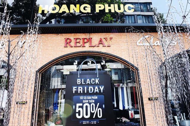 Sale lớn chưa từng có tại Black Friday của Hoàng Phúc - Ảnh 1.