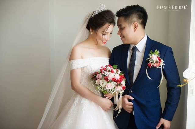 """Fiancé Media – Ảnh viện áo cưới một từ """"Chuẩn"""" - Ảnh 1."""