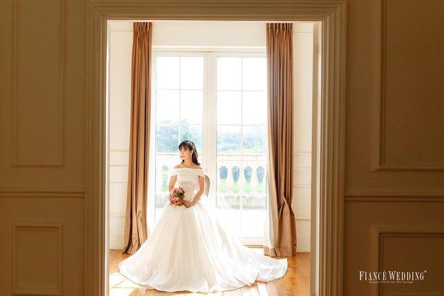 """Fiancé Media – Ảnh viện áo cưới một từ """"Chuẩn"""" - Ảnh 2."""