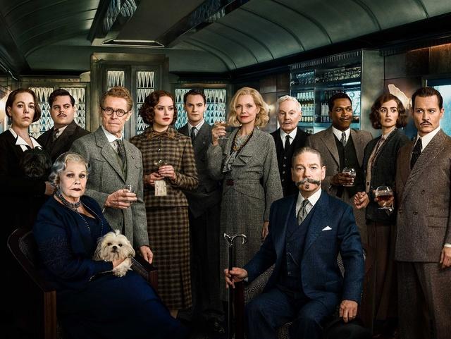 Đi tìm lời giải vụ án mạng trên tàu tốc hành phương Đông cùng thám tử lừng danh Hercule Poirot - Ảnh 4.