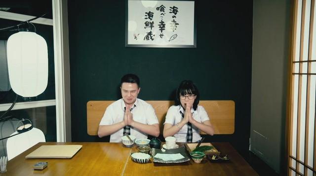 """Cùng Duy Khánh và Hoàng Yến Chibi học """"Nhật ngữ trong nháy mắt"""" - Ảnh 1."""