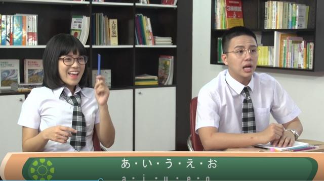 """Cùng Duy Khánh và Hoàng Yến Chibi học """"Nhật ngữ trong nháy mắt"""" - Ảnh 5."""