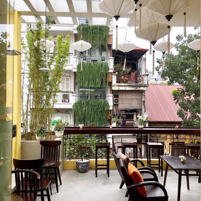Ngỡ ngàng trước quán cafe đậm chất Hội An giữa lòng Hà Nội - Ảnh 5.