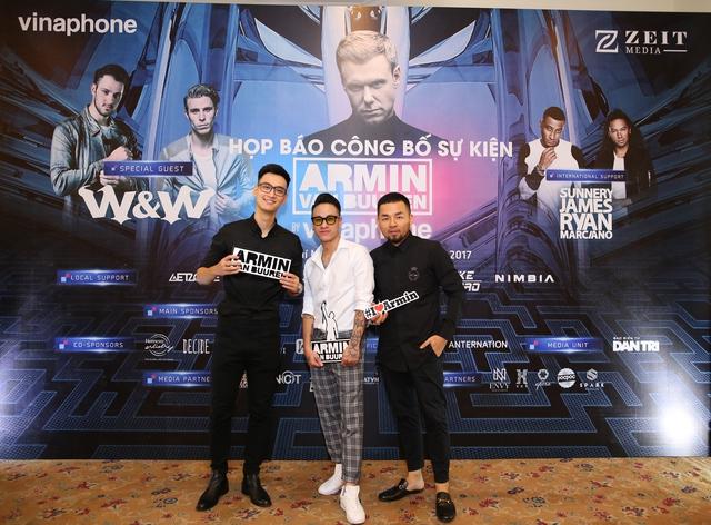 """DJ Minh Trí: Tham gia show """"Armin van Buuren by VinaPhone"""" đánh dấu sự trưởng thành của tôi - Ảnh 2."""