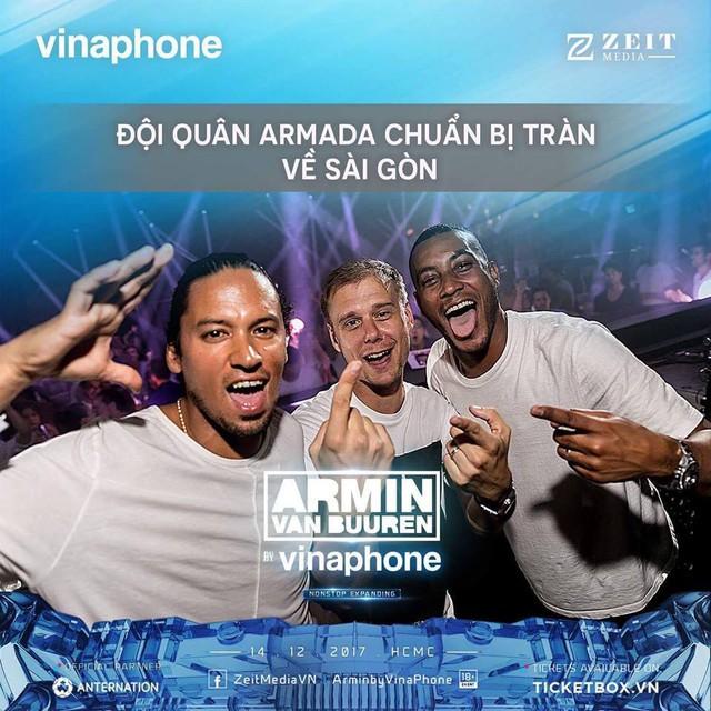 """DJ Minh Trí: Tham gia show """"Armin van Buuren by VinaPhone"""" đánh dấu sự trưởng thành của tôi - Ảnh 3."""