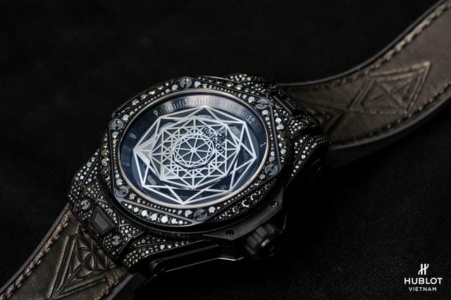 Hublot Sang Bleu – Khi nghệ thuật chế tác đồng hồ hoà vào dòng chảy đương đại - Ảnh 5.