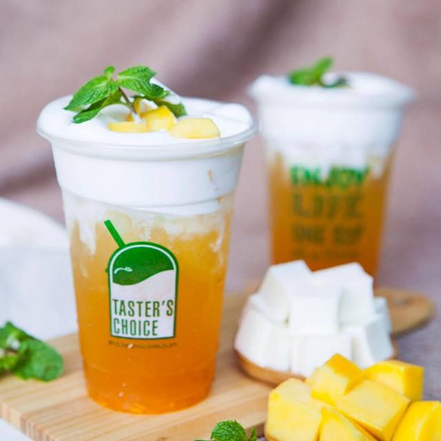 Trà sữa Taster's Choice ra mắt menu mới ngon tuyệt, bạn đã thử chưa? - Ảnh 2.