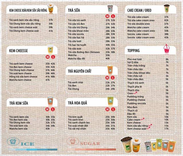 Trà sữa Taster's Choice ra mắt menu mới ngon tuyệt, bạn đã thử chưa? - Ảnh 5.