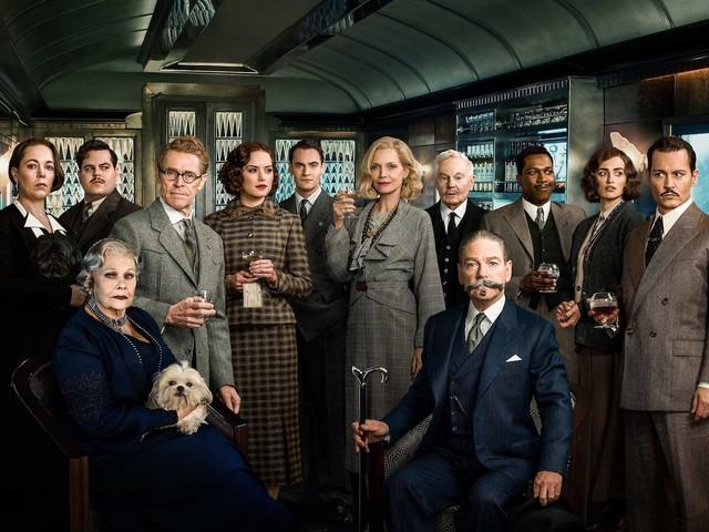 Murder On The Orient Express – Bộ phim trinh thám phá án không thể bỏ qua cuối năm 2017 - Ảnh 4.