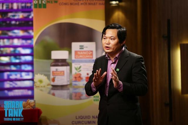 Shark Tank Việt Nam: Shark trẻ Lê Đăng Khoa lại giở chiêu dụ startup giao hàng nhanh - Ảnh 6.